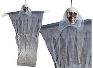 Halloween Decoration - Hanging Wall Skeleton - Halloween House Party Wall Art