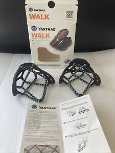 Yaktrax Walk Winter/Ice Traction, Size Small (unisex), New In Box
