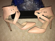 JOES JOE PETE HIGH HEEL STRAPPY SHOE BLUSH SIZE 8 BRAND NEW FAST SHIPPING