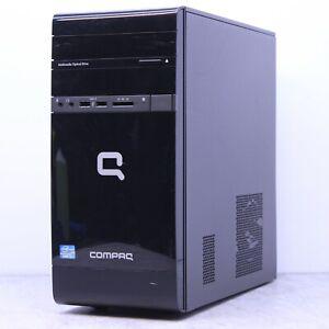 HP Compaq CQ2000 Win 10 Pro Tower PC Intel i3 2120T 2.6GHz 4GB 250GB HDD WIFI