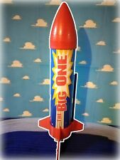 TOY STORY THE BIG ONE ROCKET (updated replica)