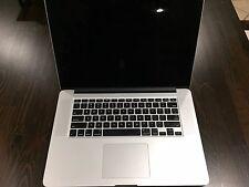 MacBook Pro (Retina, 15-in, Mid 2014) i7 2.8 GHz, 16GB, 1TB SSD MGXG2LL/A A1398
