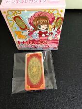 NEW! Cardcaptor Sakura Japan CLAMP Stainless Steel Pin Collection - Clow card