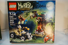 LEGO SET MONSTER FIGHTERS THE WEREWOLF 9463 243 PCS IN SEALED BOX HALLOWEEN