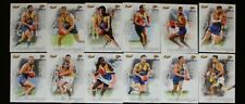 2019 Select Footy Stars West Coast Eagles Common  Team Set 12 cards