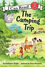 I CAN READ Level 2 PONY SCOUTS The Camping Trip (pb) by Catherine Hapka NEW