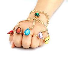 US Avengers Infinity War Thanos Hand Finger Bracelet Marvel Cosplay Jewelry 1 PC