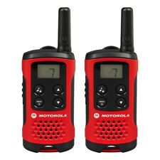 2 Pack Motorola TLKR T40 2 Way Walkie Talkie Compact Set PMR 446 Radio Kit 4KM