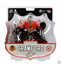 "Corey Crawford Chicago Blackhawks Imports Dragon 6"" Sports Artifacts Figure"
