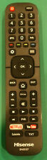 Telecomando originale Hisense EN2D27 per TV modello LTDN65XT910 LTDN 65XT910