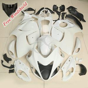 Unpainted Fairing Bodywork Kit For Suzuki Hayabusa GSXR1300 GSX1300R 08-2020 19