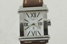 Philippe Charriol Men's Watch CCSTRX9 Columbus Quartz Pretty 1 11/32x1 25/32in