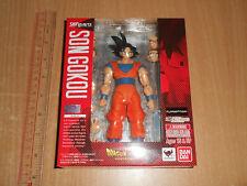 > Bandai SH Figuarts(SHF) DragonBall Z Son Goku(Gokou) Limited US 2014