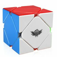 Cyclone Boys Skewb Speed Cube Stickerless Cube 3D Puzzle Twist Toys
