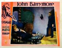 OLD MOVIE PHOTO Svengali Lobby Card Marian Marsh John Barrymore 1931