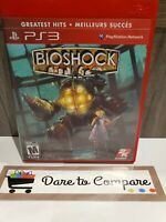 BioShock (Sony PlayStation 3, 2008) PS3