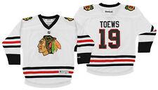Reebok NHL Little Kids Chicago Blackhawks Jonathan Towes #19 Jersey, 4-7