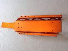 HPI Baja Châssis principal en métal orange anodisé pour HPI Baja 5B, 5 T, 5SC, 1/5,KM, Rovan