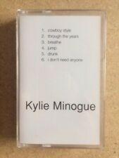 More details for kylie minogue original promotional cassette km001 1997