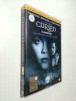 CURSED IL MALEFICIO DVD - DVD EX NOLEGGIO