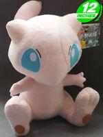 "Big 12"" Wow Pokemon Mew Plush Stuffed Doll PNPL8044"