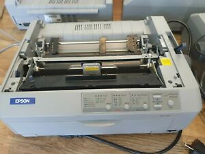 Epson Lq-590 Dot Matrix Speed Of Up To 529 Chars Per Second, 24 Pin Printer