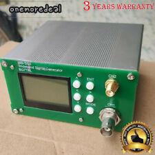 WB-SG1 9KHz-4.4GHz / 1Hz-200M Signal Generator High Frequency RF Microwave 12V