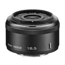 Nikon 1 NIKKOR 18.5mm f/1.8 CX Lens NEW Black Japan new .