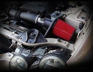Jaguar S-Type R Performance Intake kit Modification Bolt on 2003 - 2008 12HP+
