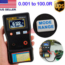 Mesr 100 V2 Auto Ranging In Circuit Esr Capacitor Tester Meter 0001 To 100r Us