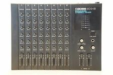 BOSS BX-8 8Ch Compact Stereo Mixer BX8 Roland One of the Fader Cap is missing