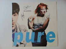 "RARE! ""Pure"" Group Signed Album Cover Todd Mueller COA"