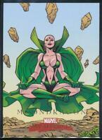 2008 Marvel Masterpieces 2 Trading Card #53 Moondragon