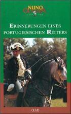 Nuno Oliveira - Erinnerungen eines portugiesischen Reiters - Olms Verlag NEU