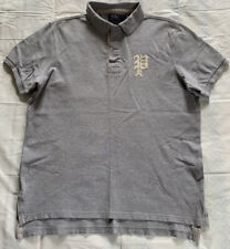 New listing Polo Ralph Lauren Gothic P Rugby Custom Fit Size Large