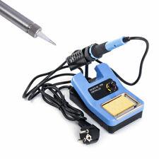 ZD-8906 48W Regelbare Lötstation Lötkolben 160-480°C Lötschwamm und Ablage
