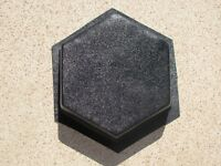 Fast USA Ship Sun God DIY Stepping Stone Cement Mold 18x2 Make 100s for Pennies