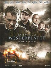 Tajemnica Westerplatte (DVD) 2013 POLSKI POLISH