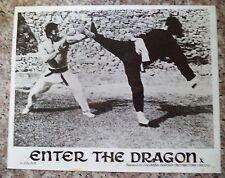 Bruce Lee Lobby Cards