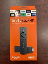 Amazon Fire TV Stick 4K with Alexa Voice (FACTORY SEALED)