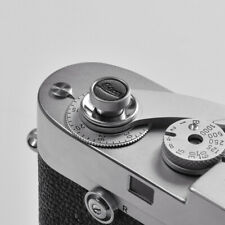 Exquisite Made - Metal and Leather Soft Shutter Button - Leica