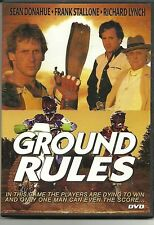 Ground Rules (DVD) MOTOCROSS Slim Case Package BRAND NEW SEALED SHRINKWRAP TORN