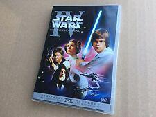 DVD Film - STAR WARS Episode IV 4 - Eine neue Hoffnung - DVD - wie Neu