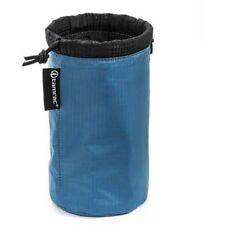 Tamrac Goblin Custodia Obiettivo 2.4 in Ocean Blue (UK stock) nuovo con scatola