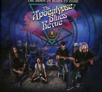 The Apocalypse Blues Revue - The Shape Of Blues To Come [CD]