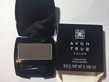 Avon True Color Eyeshadow Single - Black Brown
