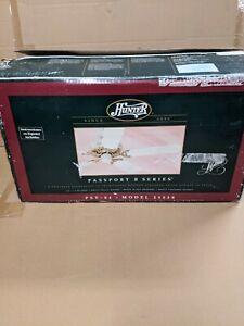 "1997 Vintage PASSPORT II 52"" Hunter Ceiling Fan White PST-04 - 25539"