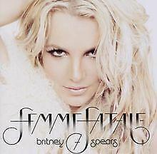 Femme Fatale von Spears,Britney   CD   Zustand akzeptabel