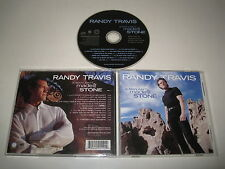 RANDY TRAVIS/A MAN AIN'T MADE OF STONE(DREAMWORKS/450 119-2)CD ALBUM