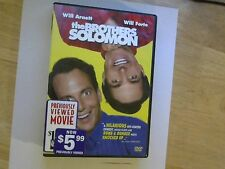 "The Brothers Solomon On DVD With Will Arnett Very Good-""disc only'"
